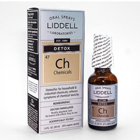 Liddell Detox-Chemicals 30ml
