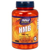 Now Foods HMB 500mg 120カプセル