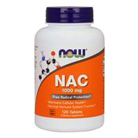 NAC 1000mg (Now)