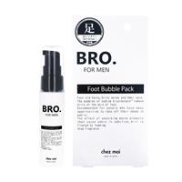 BRO. FOR MEN Foot Bubble Pack 【フットバブルパック】