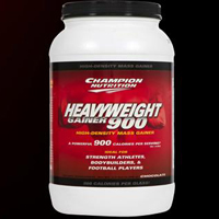 Champion Heavyweight Gainer 900