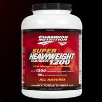 Champion Super Heavyweight Gainer