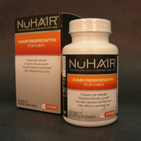 NuHair Regrowth for Men 60錠