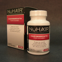 NuHair Regrowth for Women 60錠
