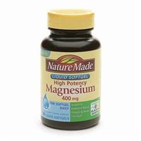 ネイチャーメイド High Potency Magnesium 400mg