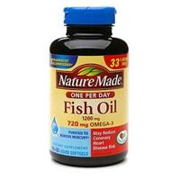 ネイチャーメイド One Per Day Fish Oil 1200mg