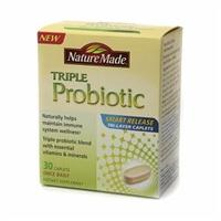 ネイチャーメイド Triple Probiotic Tri-Layer
