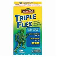 ネイチャーメイド TripleFlex Maximum Strength Glucosamine Chondroitin plus MSM