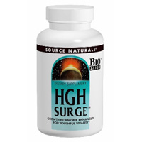 HGHサージ Source Naturals