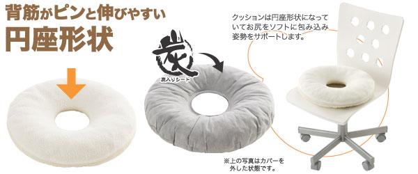 NEW低反発Dr.円座クッション